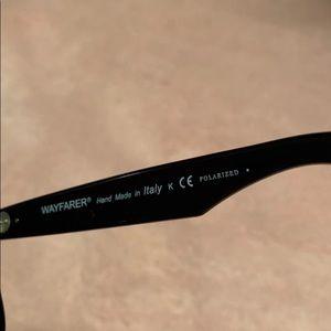 Ray ban wayfarer unisex sun glasses